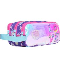 estuche atlas morado head