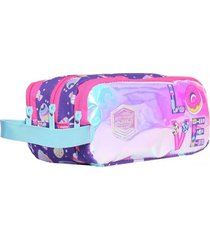 estuche atlas morado love grande head