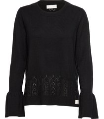 savagely cute sweater gebreide trui zwart odd molly