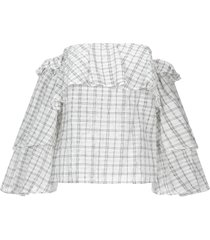 erika cavallini blouses