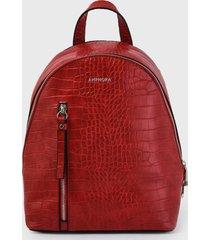 mochila  aruba  rojo amphora