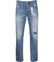 department 5 keith destroyed jeans