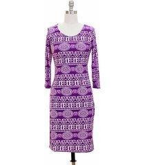 bodycon dress - purple