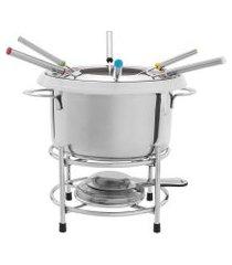 aparelho de fondue multi 11 peças - home style