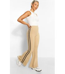 corset sculpt stretch crepe legging, nude