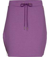 parkerpw sk kort kjol lila part two
