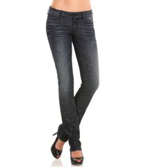guess jeans - starlet - donkerblauw