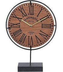 zegar stojący metalowy reloj