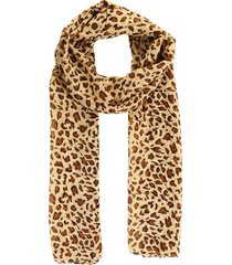 pashmina leopardo chico fight for your right