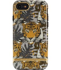 richmond & finch tropical tiger case for iphone 6/6s, 7 and 8