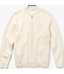jaqueta lacoste classic fit masculina