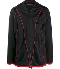 y/project zipped active jacket - black