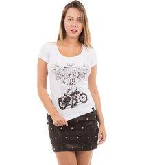 camiseta aes 1975  biker - kanui