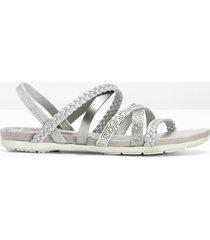 sandali marco tozzi (grigio) - marco tozzi