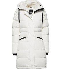 selma w coat gevoerde lange jas wit 8848 altitude