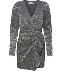 2nd edition trina dresses sequin dresses silver 2ndday