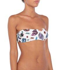moschino bikini tops