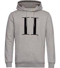 encore hoodie hoodie trui grijs les deux