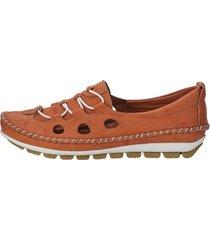 skor gemini orange