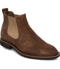 vitrus ii shoes chelsea boots brun ecco