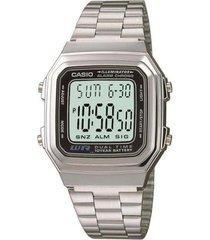 relógio casio vintage a178wga-1a
