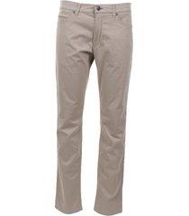 adam est 1916 5-pocket jeans khaki