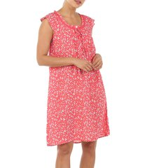 women's papinelle mathilda flutter nightgown