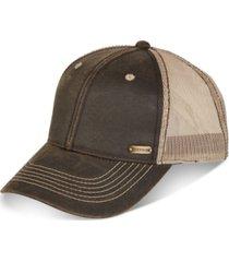 stetson men's weathered cap