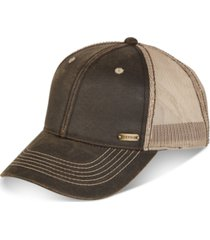 stetson men's weathered cap