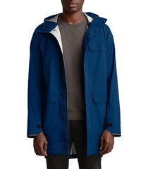 men's canada goose seawolf packable waterproof jacket, size xx-large - blue