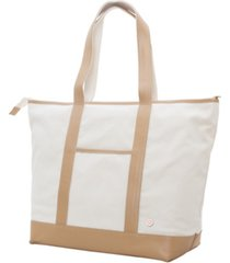 token greenpoint organic large tote bag