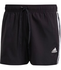 badshorts classic 3-stripes swim shorts