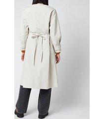 barbour x alexa chung women's julie jacket - mist - uk 12