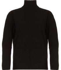 gebreide trui mister  zwart