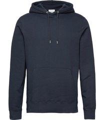 eddie classic hoodie hoodie trui blauw wood wood