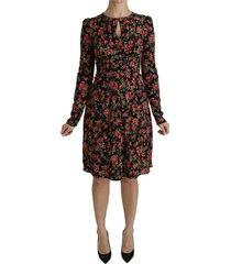 longsleeve knee length dress