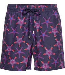 men swimwear starfish dance zwemshorts blauw vilebrequin