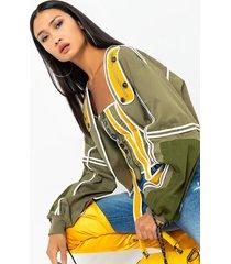 akira get to know me jacket crop top set