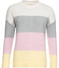 maglione oversize (rosa) - rainbow
