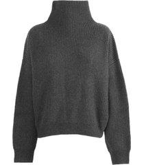 isabel marant grey wool-cashmere blend sweater