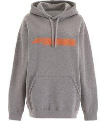 calvin klein inside out hoodie