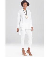 natori light sanded modal oversized shirt, women's, size l