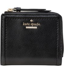 kate spade new york patterson leather bifold wallet