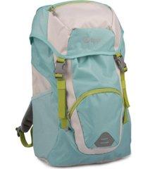 mochila mini intense 18 lts verde agua lippi