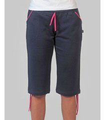 pantalón azul clon caprirus
