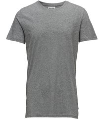 original mens r-neck tee no 3 t-shirts short-sleeved grå resteröds