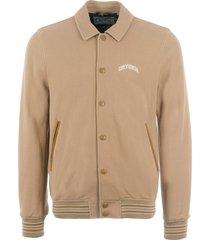 chevignon blousen backquarter jacket - beige chino keclc025