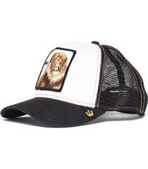 gorra king blanco goorin bros