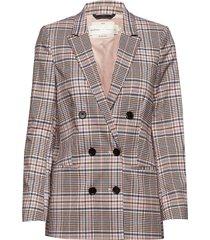 iw50 02 adalia blazer blazer kavaj brun inwear