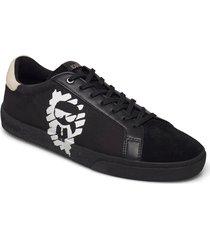 skool nu ikonic st låga sneakers svart karl lagerfeld shoes